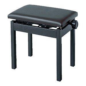Banqueta Piano Korg PC 300 BK