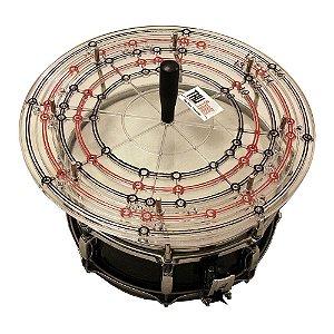 Afinador Bateria Tru Tuner Drum Tuner