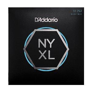 Encordoamento Guitarra D'Addario 0,11 NYXL 1152
