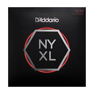 Encordoamento Guitarra D'Addario 0,10 NYXL 1052