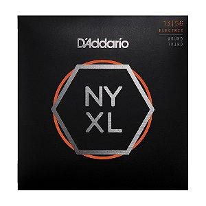 Encordoamento Guitarra D'Addario 0,13 NYXL 1356 W