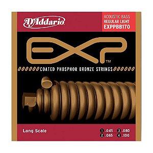 Encordoamento Contrabaixo 4C D'Addario 0,45 EXPPBB 170