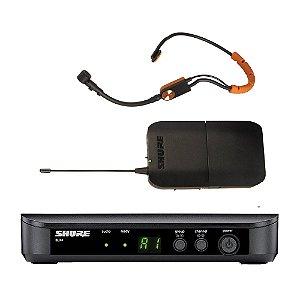 Sistema sem fio Cabeça Shure BLX 14/SM 31