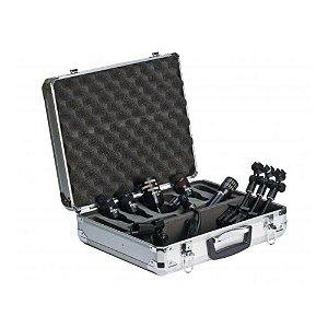 Kit Microfone percurssão Audix DP 5 A
