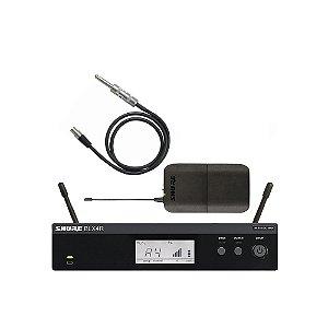 Sistema sem fio Instrumento Shure BLX 14 R - J10