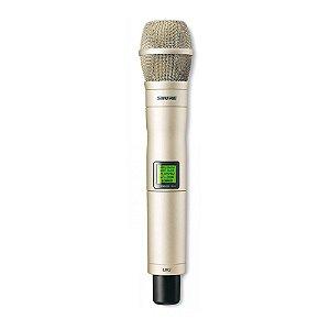 Microfone sem fio Mão Shure UR 2 KSM 9 SL L3