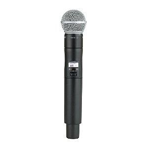 Microfone sem fio Shure ULXD 2 SM 58 - L50
