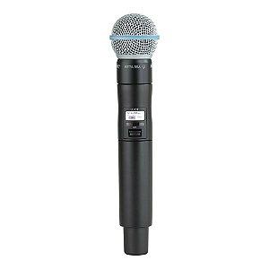 Microfone sem fio Shure ULXD 2 BETA 58 - L50