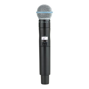Microfone sem fio Shure QLXD 2 BETA 58 - L50
