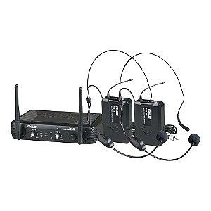 Sistema sem fio Cabeça Duplo Vokal VWR 25