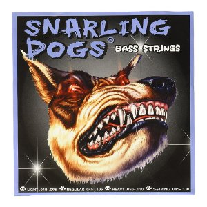 Encordoamento Contrabaixo 4C Snarling Dogs