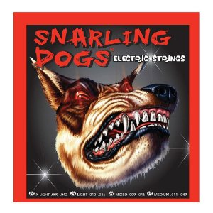 Encordoamento Guitarra 009-.042 Snarling Dogs
