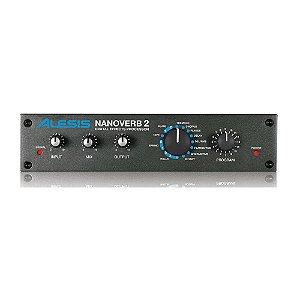 Processador Efeitos Digital Alesis Nanoverb2