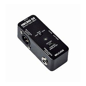 Direct Box Mooer Micro DI