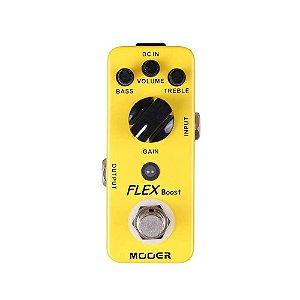 Pedal Guitarra Mooer Flex Boost