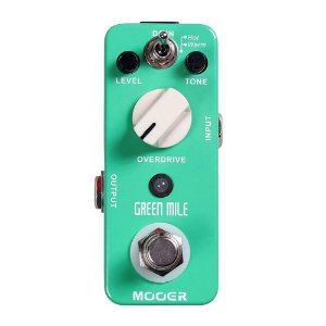 Pedal Guitarra Mooer Green Mile