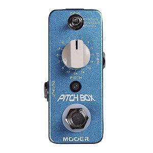 Pedal Guitarra Mooer Pitch Box