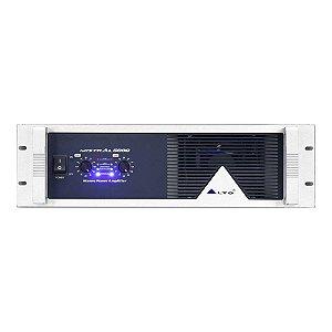 Amplificador Potência Alto Mistral 2500 Stereo