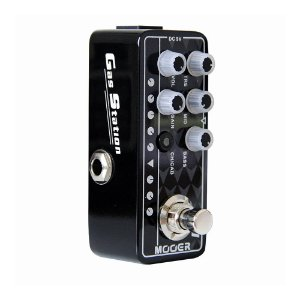 Pedal Guitarra Mooer 001 Gas Station