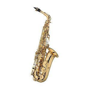 Saxofone Alto Laqueado Jupiter JAS 500 Eb