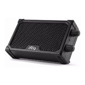Micro Amplificador IK Multimedia iRig Nano Amp Black