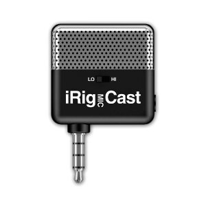 Microfone IK Multimedia Mic Cast