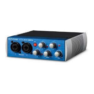 Interface USB Presonus Audiobox 96