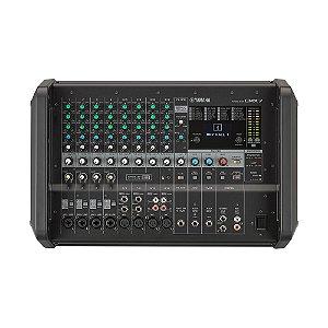Mesa De Som Amplificada 12 Canais 710 W Yamaha EMX 7