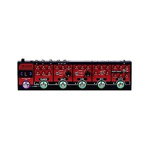 Pedaleira Guitarra Mooer Red Truck CPT1