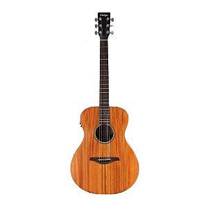 Violão Folk Vintage VE 300 Mahogany