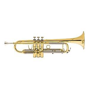 Trompete Eagle TR 504 Bb - Si Bemol