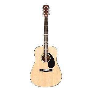 Violão Fender Folk CD 60 S Natural