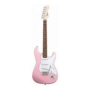 Guitarra Squier Bullet Strato Pink