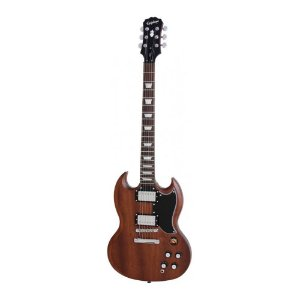 Guitarra Epiphone SG G400 Faded Worn Brown