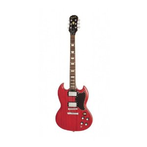 Guitarra Epiphone SG G400 Faded Worn Cherry