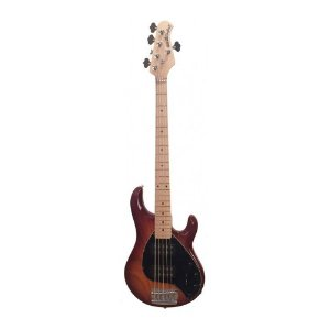 Contrabaixo Music Man Sting Ray 5 HH MP Honeyburst