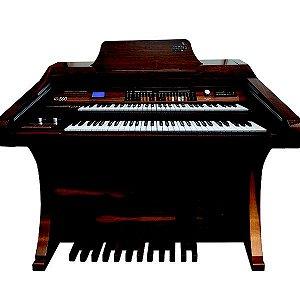 Órgão Harmonia HS 500 Imbuia