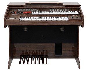 Órgão Harmonia HS 200 Tabaco