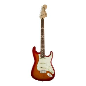 Guitarra Squier Standard Strato LTD LR Cherry Sunburst