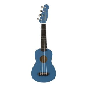 Ukulele Fender Venice Soprano Lake Placid Blue