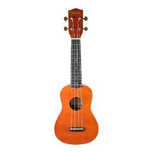 Ukulele Fender Hermosa Soprano Natural