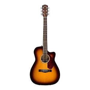 Violao Fender Concert Com Case CC 140 SCE Sunburst