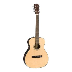 Violao Fender Travel Com Case CT 140 SE Natural