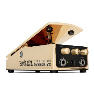 Pedal Ernie Ball Expression Overdrive Gold