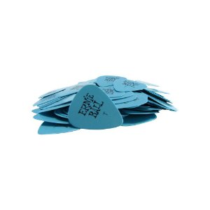 Kit Palhetas Ernie Ball Fina Blue
