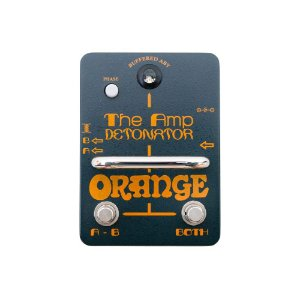 Pedal Orange Switch Amp Detonator