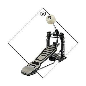 Pedal De Bumbo - Xpro Pd Std