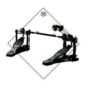 Pedal De Bumbo Duplo - Xpro Pd Dbl