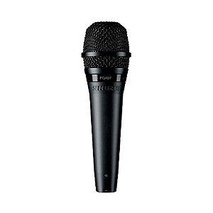 Microfone Mão Dinâmico Cardióide Shure PGA 57 LC