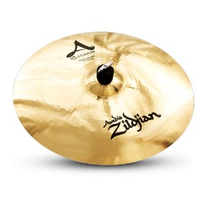"Prato Zildjian A Custom 17"" Fast Crash"